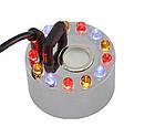 Генератор тумана AquaFall DN-24 (9 LED RGB) 24W цветной, фото 2