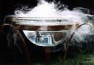 Генератор тумана AquaFall DN-24 (9 LED RGB) 24W цветной, фото 3