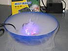 Генератор тумана AquaFall DN-24 (9 LED RGB) 24W цветной, фото 6