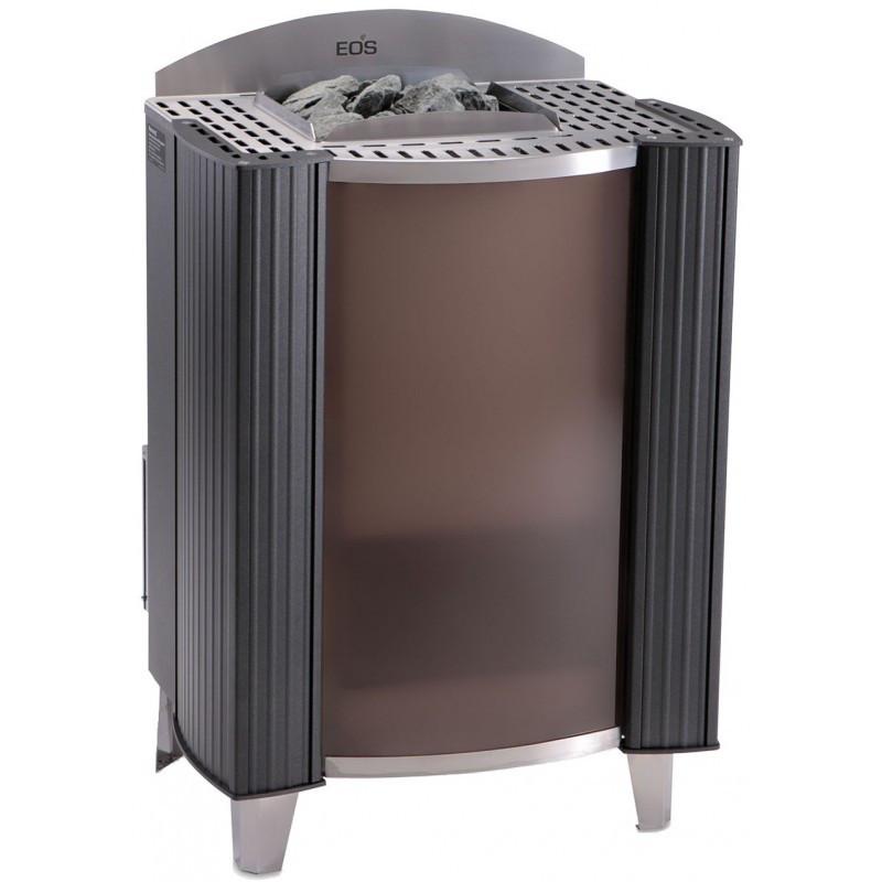 Электрокаменка EOS Germanius 15 кВт антрацит