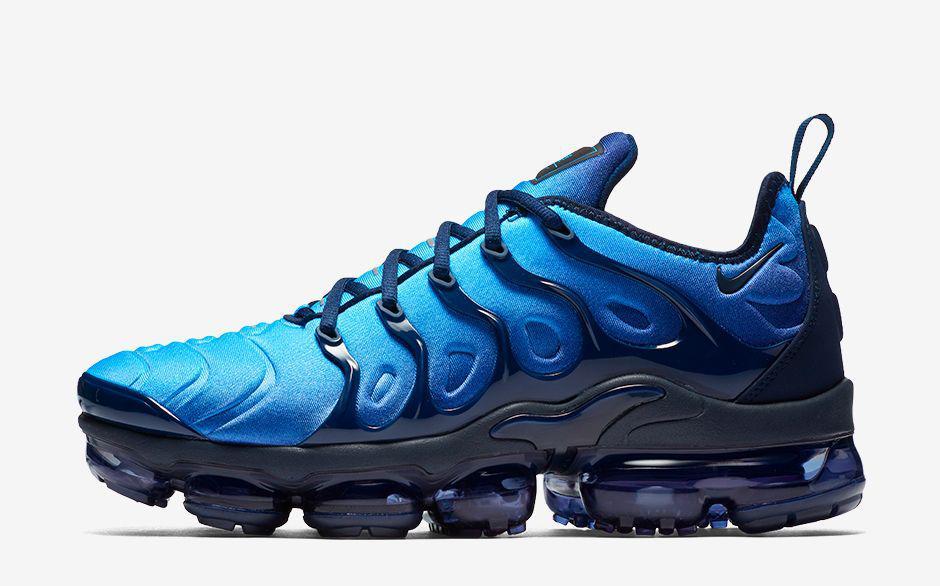 61c944de Мужские кроссовки Nike Air Max Vapormax plus Blue Original - Магазин одежды  и обуви в Киеве