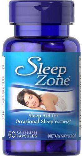 Puritan's Pride Sleep Zone, Комплекс для сну (60 капс.)