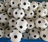 Мяч резиновый футбол, 22cm, 180g