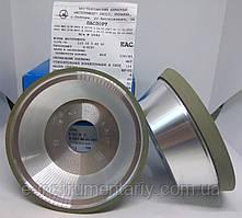 Круг алмазный 125х10х3х40х32 (11V9-70°) 100% АС4 Связка В2-01