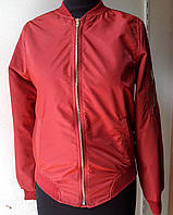 Молодежная куртка Levure бордо
