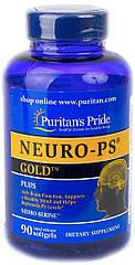 Puritan's Pride Neuro-PS Gold (90 капс.)