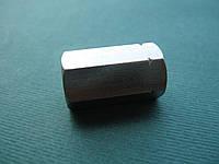 DIN 6334 : нержавеющая гайка соединительная (длина 3d) , фото 1