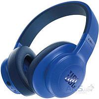 Наушники (гарнитура) JBL E55BT Blue (JBLE55BTBLU), фото 1