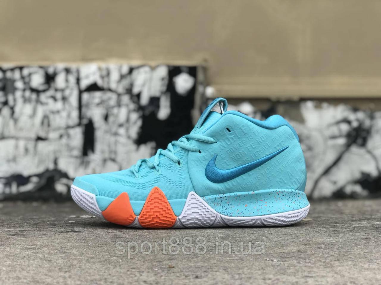 sale retailer f45d2 57a14 Nike Kyrie 4 Power is Female мужские кроссовки - Bigl.ua