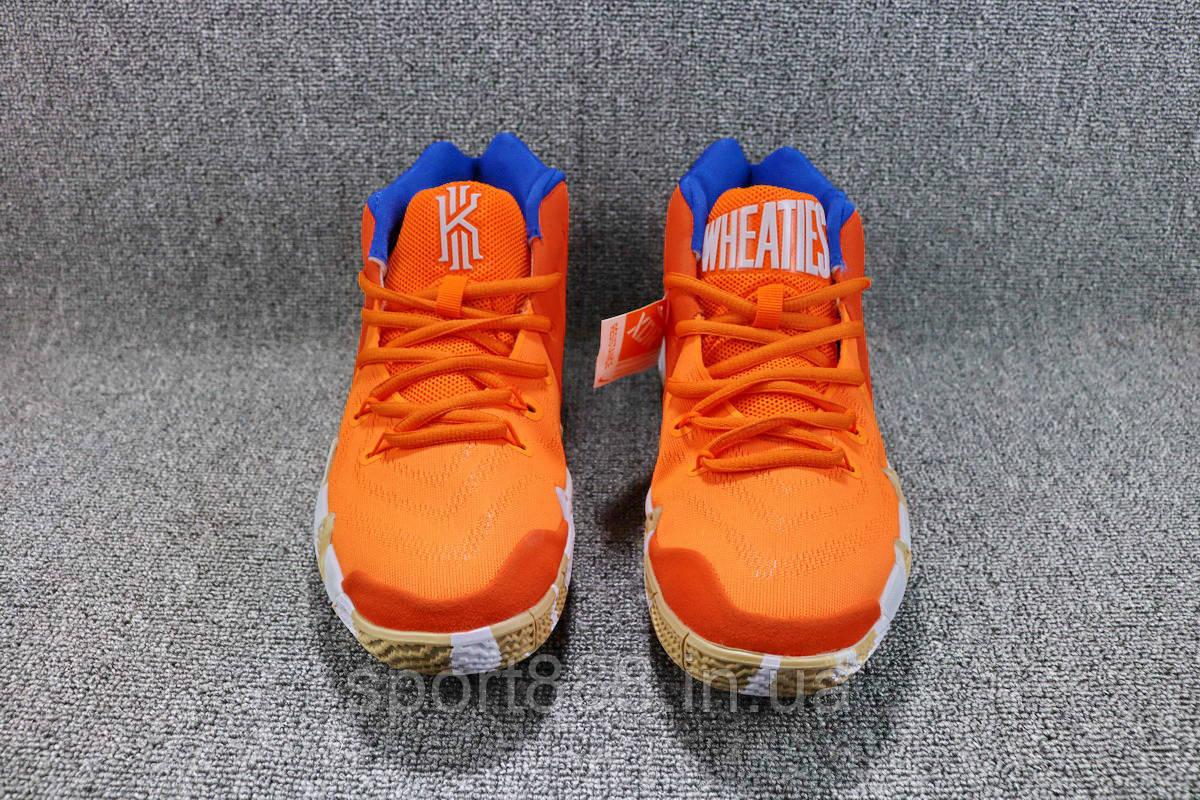 on sale f9a65 474d9 Nike Kyrie 4 Wheaties мужские кроссовки