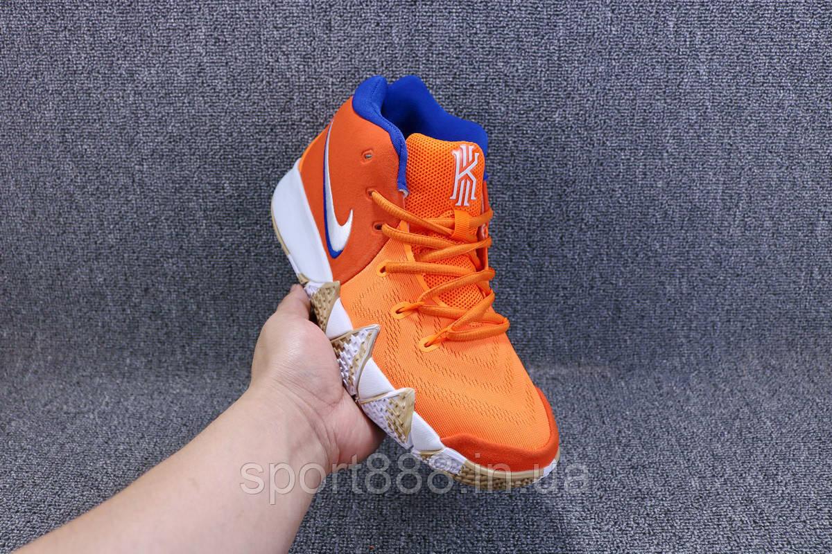 on sale af744 088b4 Nike Kyrie 4 Wheaties мужские кроссовки