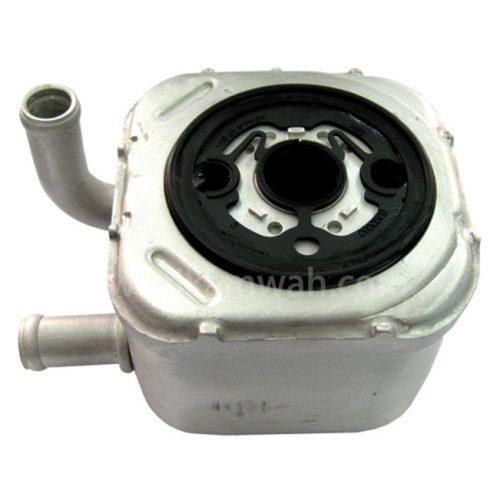 Радиатор масляный Volkswagen Passat 2000- (2.5TDI) KEMP