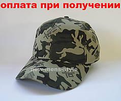 Чоловіча чоловіча модна кепка бейсболка хакі камуфляжний унісекс