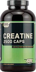 Optimum Nutrition Creatine 2500, Креатин (300 капс.)