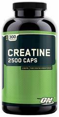Optimum Nutrition Creatine 2500, Креатин (200 кап)