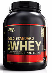 Optimum Nutrition Gold Standard 100% Whey Protein, купити Протеїн (2273 гр.)