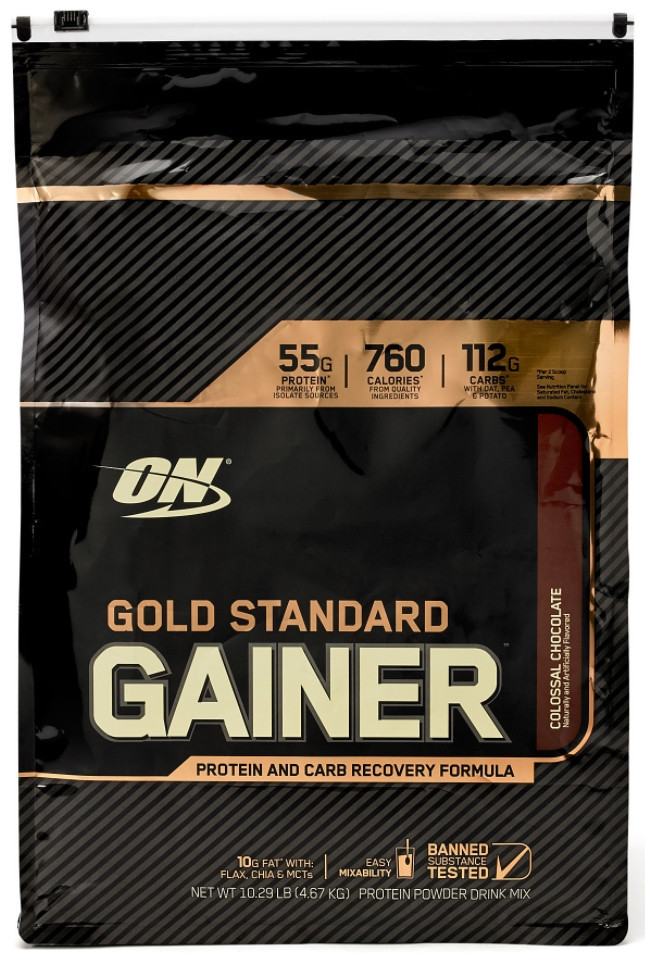 Optimum Nutrition Gold Standard Gainer (4670 гр.)