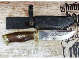 Охотничий нож Спутник Утка