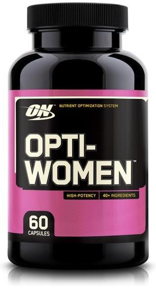 Optimum Nutrition Opti-Women, Опти Вумен, Женские витамины (60 капс.)