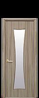 Полотно Часы экошпон от Новый стиль (венге 3d, дуб жемчужный, кедр, сандал, ясень патина)