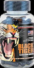 Cloma Pharma Black Tiger (100 капс.)