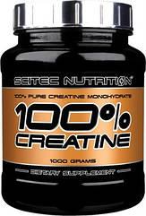 Scitec Nutrition 100% Creatine Monohydrate (1000 гр.)