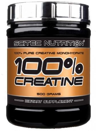Scitec Nutrition 100% Creatine Monohydrate (500 гр.)