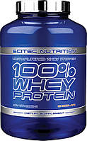 Scitec Nutrition 100% Whey Protein (2350 гр.)