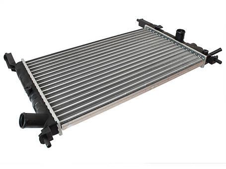 Радиатор Основной 1,4 1.4 1,6 1.6 Opel Astra I F 91-, фото 2