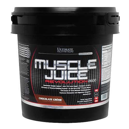 Ultimate Nutrition Muscle Juice Revolution 2600 (5000 гр.)