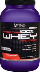 Ultimate Nutrition Prostar 100% Whey (907 г.)