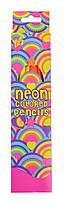 Карандаши 6 цветов неоновые  Yes