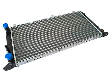 Радиатор Основной  Audi 80 B3 B4 1,6 1,8 2,0 1,9 D, фото 2