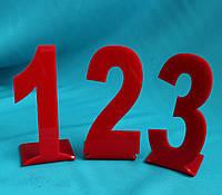 Номер на стол 120/80 мм, фото 1