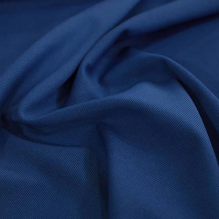 Трикотаж джерси синий электрик, фото 2