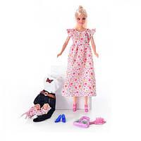 """Кукла Defa Lucy """"Будущая мама"""" (со съемным животиком), 8009"""