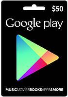 Google Play Gift $50 (USA)