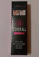 Консиллер для лица Huda Beauty Double Cover all moisturizing #B/E
