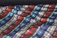 Ткань модал принт №43 трикотаж,мягкий теплый