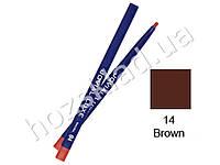 Карандаш механический Jovial Luxe ML-120 №14 коричневый