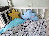 Дитяча постіль для хлопчика , детское постельное белье.  , фото 1