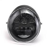 Фара LED Harley-Davidson V-Rod, V-Rod Muscle (Black) headlight for harley-davidson