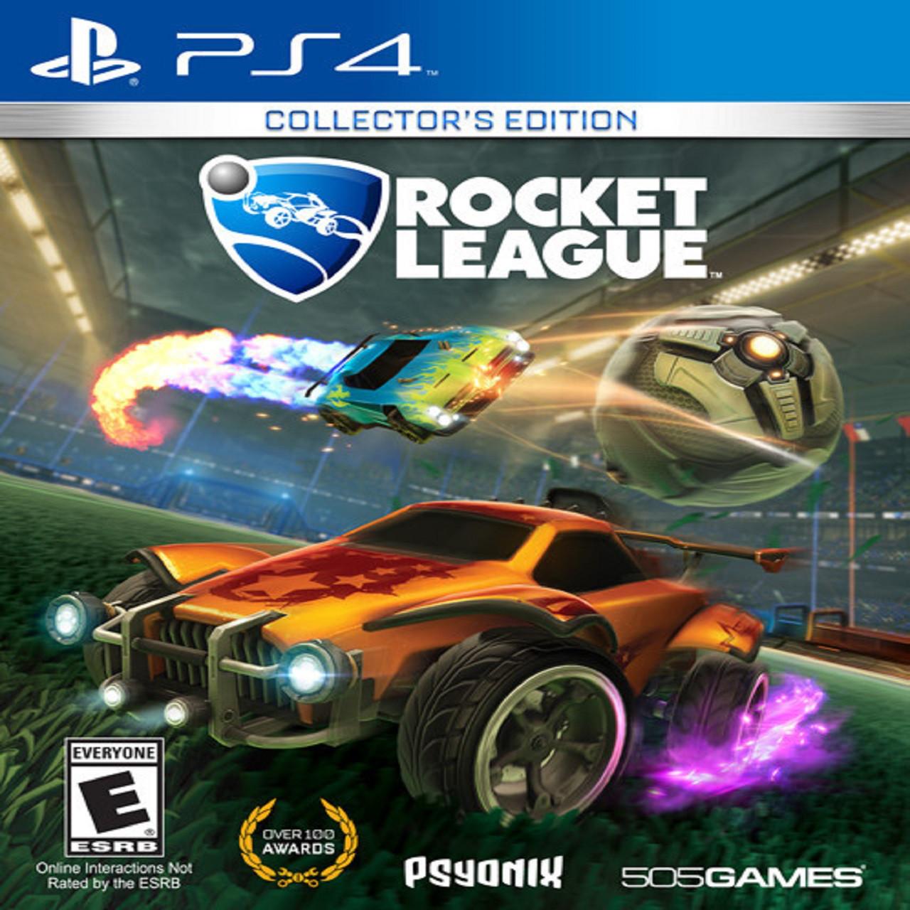 Rocket League RUS PS4 (Б/В)