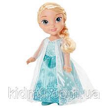 Принцесса Дисней Кукла-малышка Эльза / Disney Princess Elsa Toddler Jakks Pacific 79513
