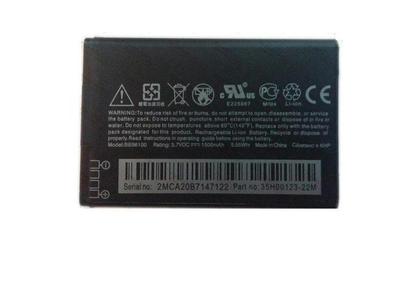 Батарея HTC BB96100 BA S450 Desire Z A7272 Salsa C510eS450 Desire Z A7272 Salsa C510e