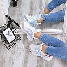 """Кроссовки, кеды, мокасины """"Vitara my"""" ,белые, эко замша на ровном ходу повседневная, спортивная, удобная обувь, фото 3"""