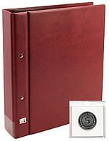 Альбом для монет в картонных холдерах SAFE Pro A4