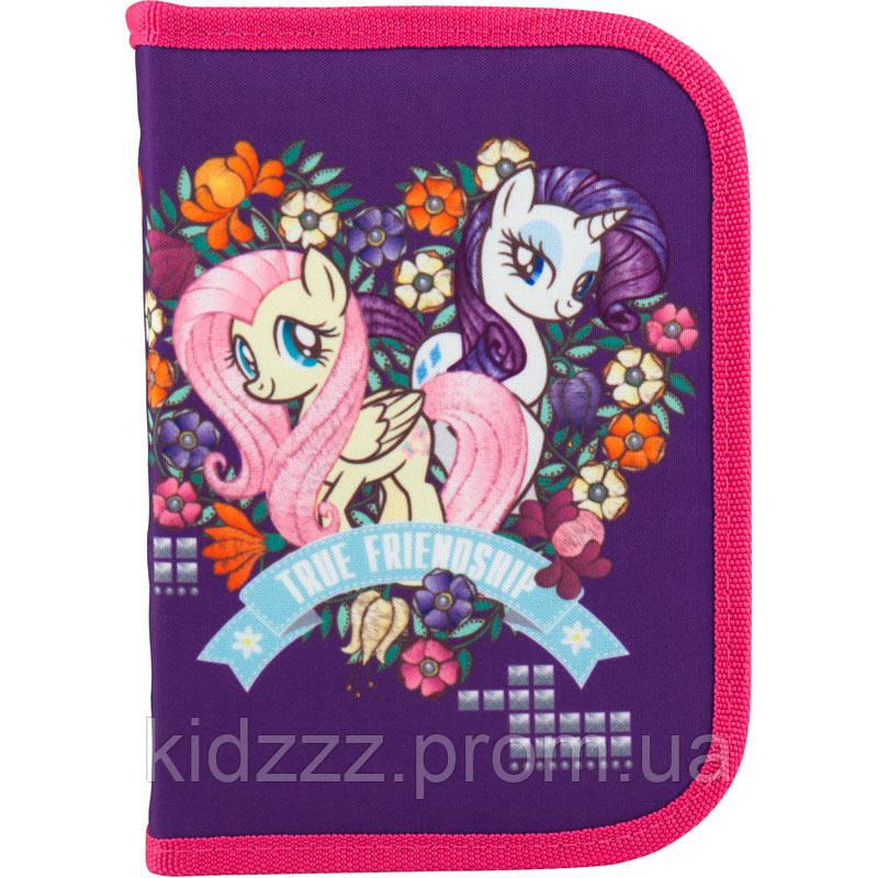 Школьный пенал  Kite My Little Pony Пони Kite (Кайт)