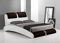 Мягкая двуспальная кровать Монтана.