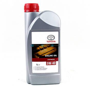 Toyota Engine Oil 5W-40 1л